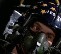 Michael Ironside è l'istruttore pilota Jester in Top Gun