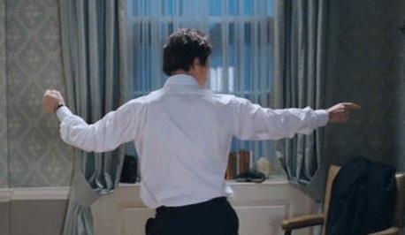 Hugh Grant è il Primo Ministro in Love Actually