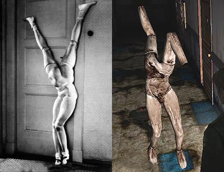 Hans Bellmer ha ispirato i Mannequin di Silent Hill 2
