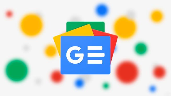 Il logo di Google News
