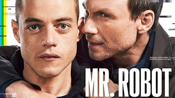 Elliot e Mr. Robot
