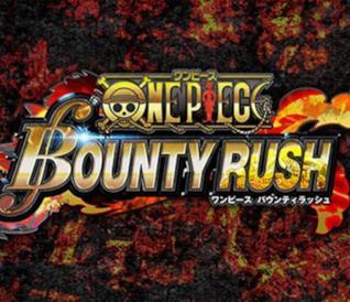 Il logo del gioco One Piece: Bounty Rush