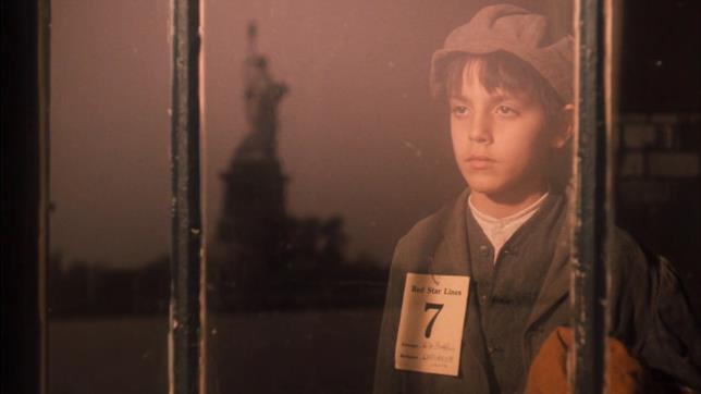 Vito Corleone bambino ne Il Padrino - Parte II