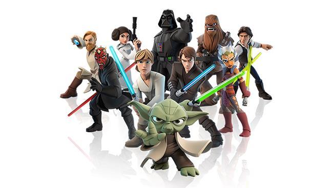 Videogioco Disney Infinity, Star Wars