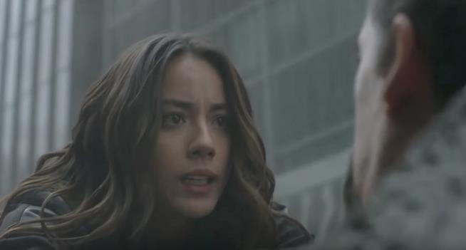 Agents of S.H.I.E.L.D., Daisy nell'episodio finale della quinta stagione