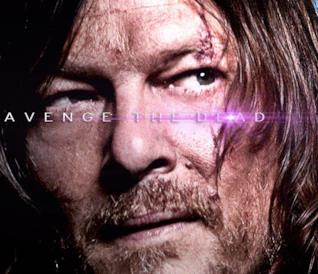 The Walking Dead: avenge, il poster di Daryl