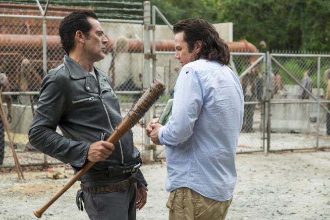 The Walking Dead: episodio 7x11