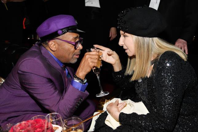 Spike Lee e Barbra Streisand