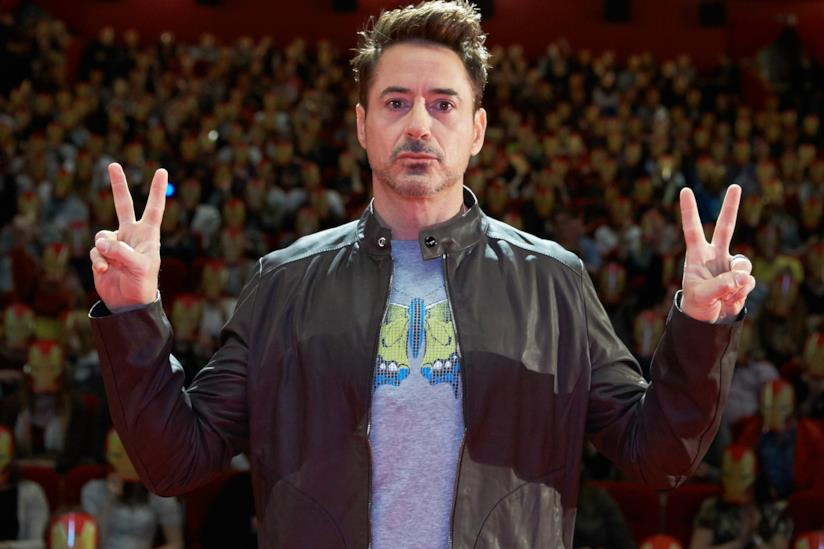 Robert Downey Jr., il Tony Stark del Marvel Cinematic Universe