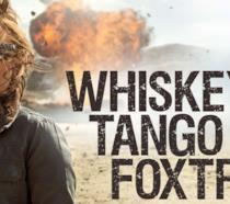 Whiskey Tango Foxtrot: la locandina del film