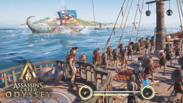 Assassin's Creed Odyssey in uscita su PS4, PC e Xbox One