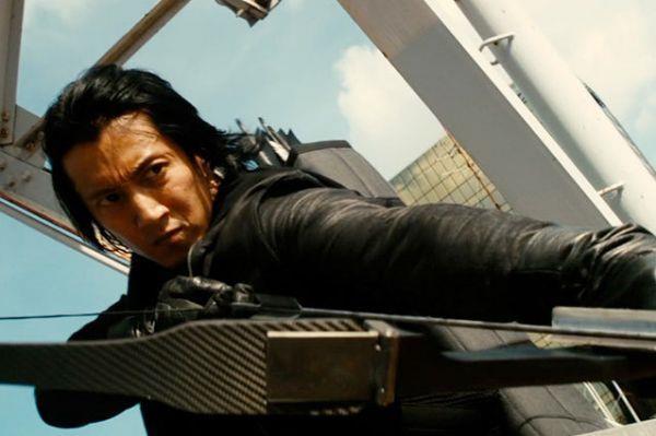 Kenuichio Harada nel film