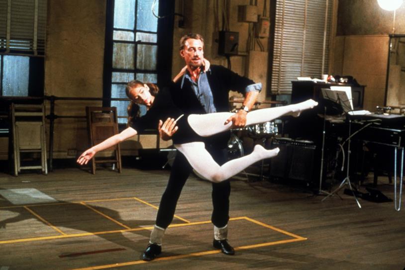 All That Jazz: Joe in una scena con la figlia