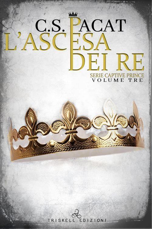 L'ascesa dei re, la copertina italiana