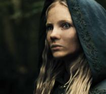 Freya Allan è Ciri in The Witcher