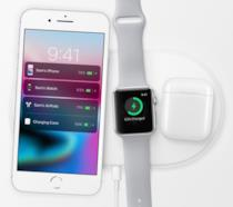 Immagine stampa di AirPower di Apple