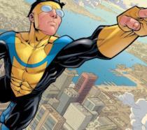 Mark Grayson, il protagonista di Invincible