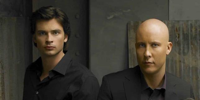 Smallville: un'immagine promozionale della serie