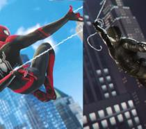 I due nuovi costumi (Upgraded Suit e Stealth Suit) disponibili in Marvel's Spider-Man per PS4