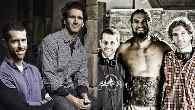 David Benioff e Dan Weiss, creatori di Game Of Thrones
