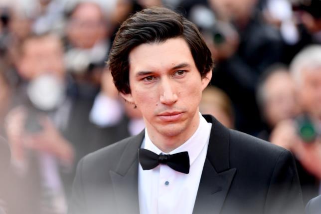 Adam Driver a Cannes 71