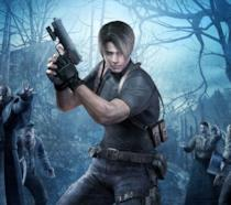 Leon Kennedy in azione in Resident Evil 4