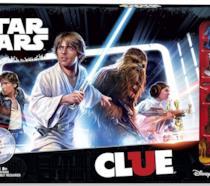 La confezione del Cluedo 3D di Star Wars