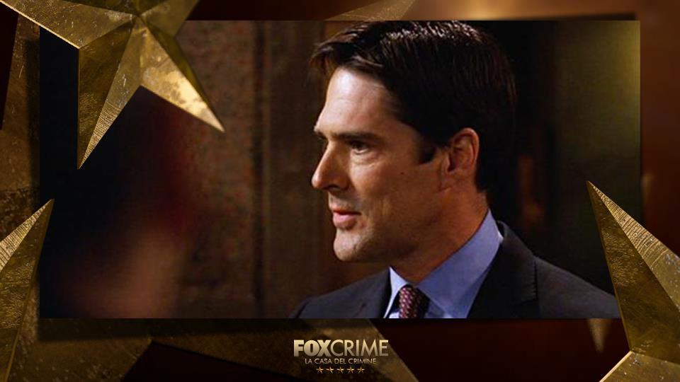 10- Hotch capisce quale messaggio in codice gli sta mandando Reid, tenuto in ostaggio.