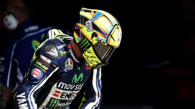 Valentino Rossi in Valentino Rossi The Game