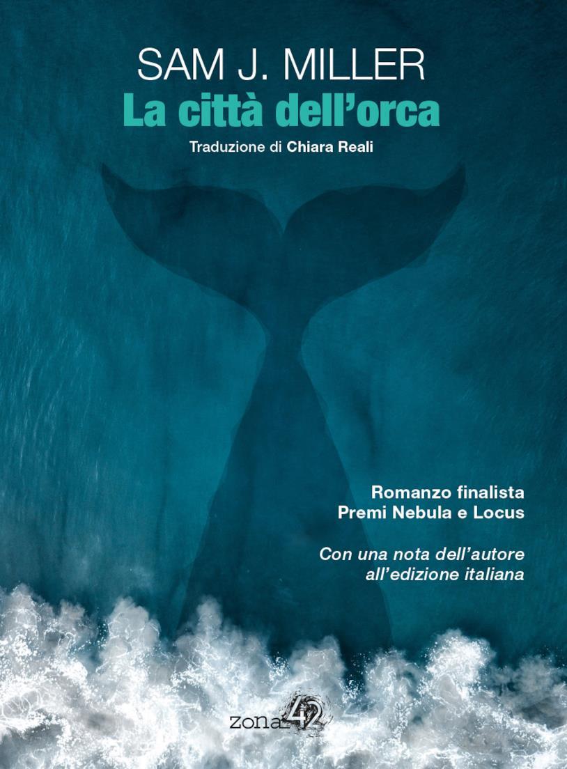 La copertina di La città dell'orca