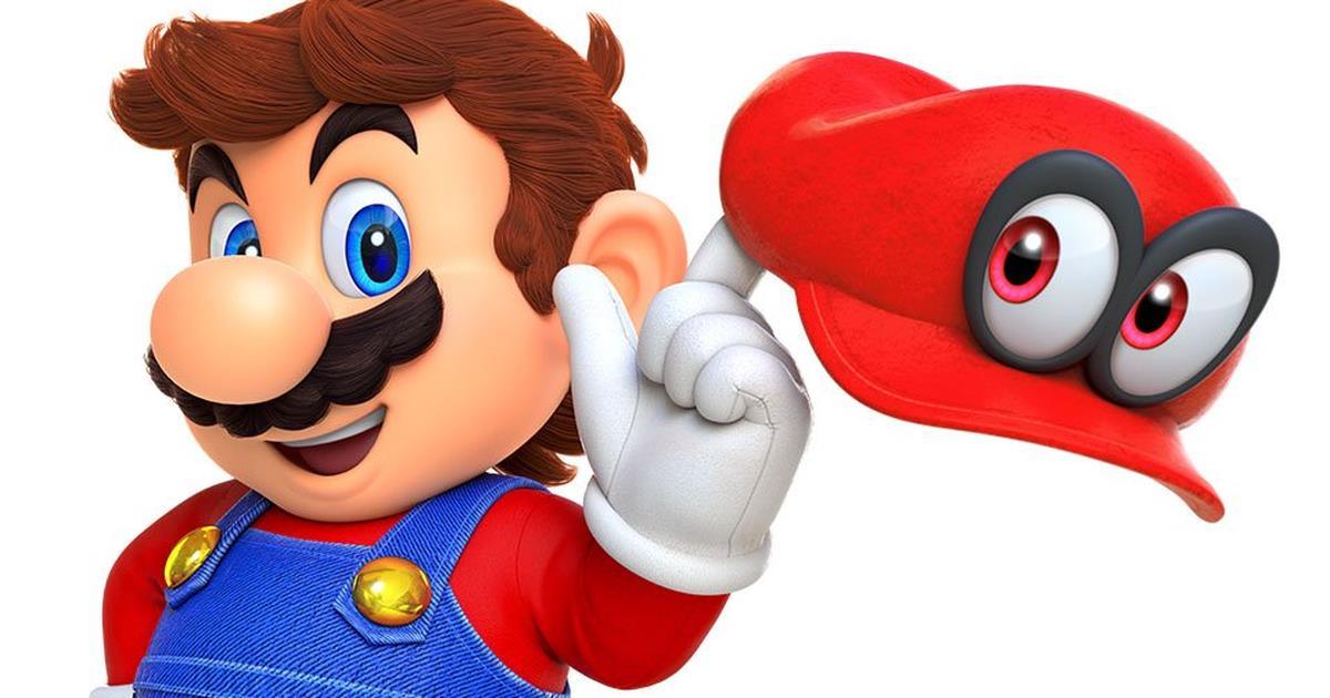 Super Mario Disegni Da Colorare Giochi.Super Mario Odyssey Sara Giocabile All E3 2017