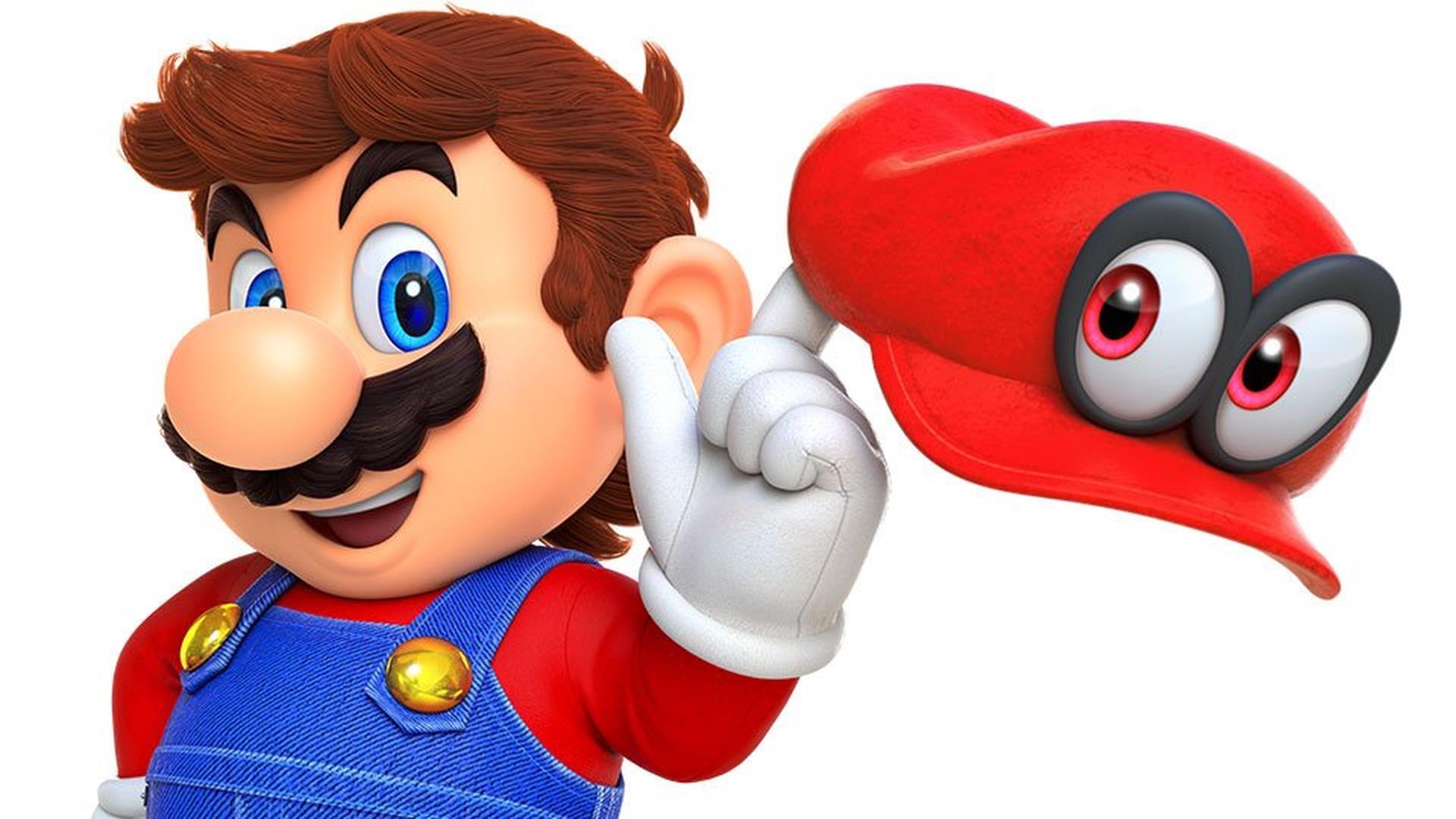 Super Mario Odyssey Sara Giocabile All E3 2017