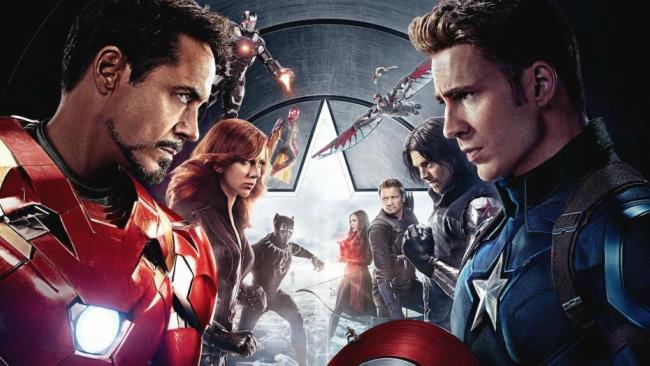 Captain America: Civil War guida le uscite in home video di settembre 2016