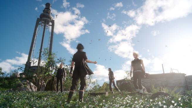 Il colorato mondo di Final Fantasy XV