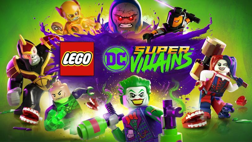 LEGO DC Super-Villains annunciato con un primo trailer