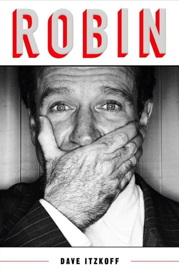 Copertina Biografia Robin Williams