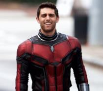Lo stuntman avvistato sul set di Ant-Man & The Wasp