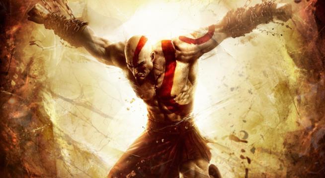 Kratos torturato in God of War Ascension