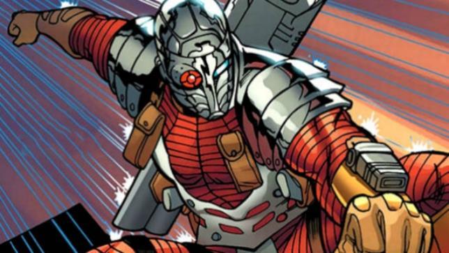 Deadshot nei fumetti DC Comics