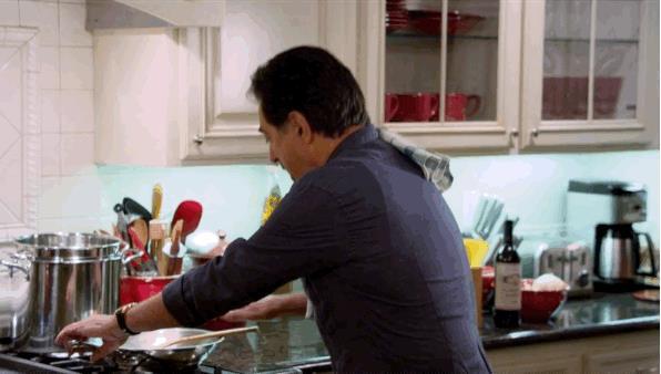 David Rossi cucina