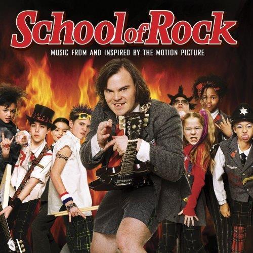 Copertina della colonna sonora di School of rock