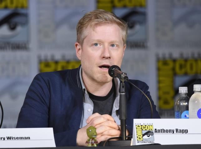 L'attore Anthony Rapp