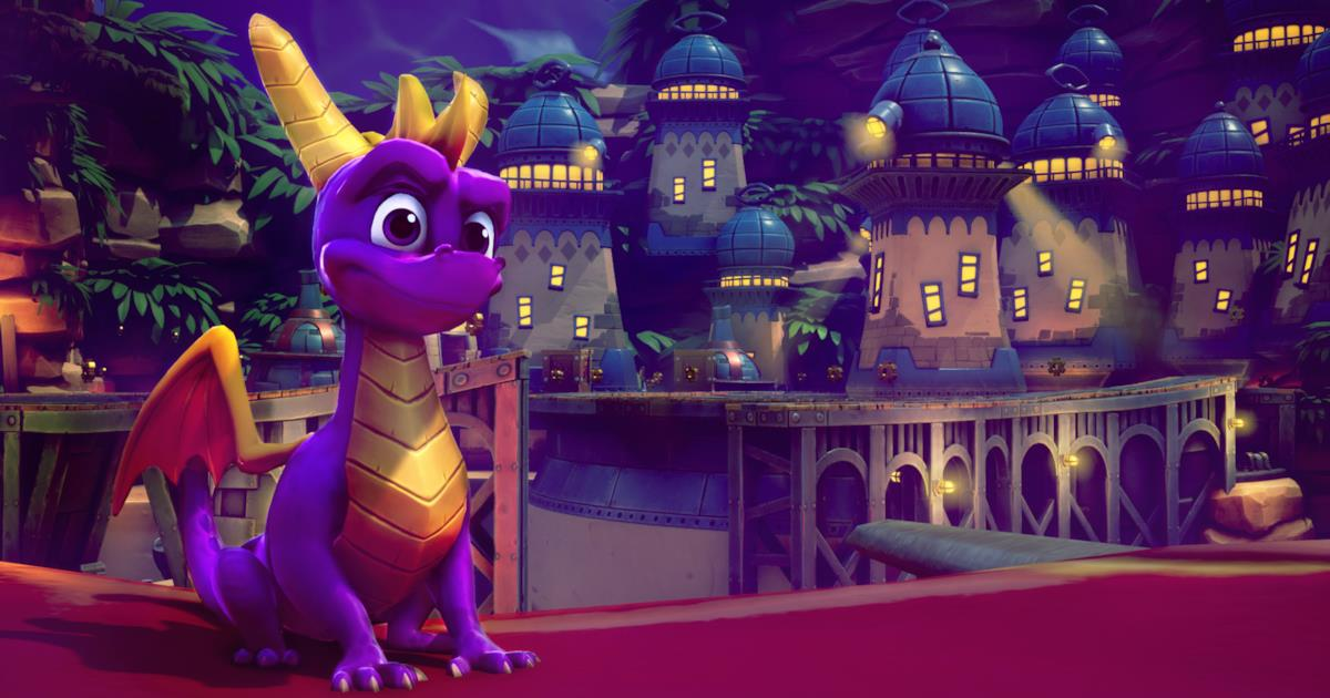 Spyro Reignited Trilogy si prepara all'uscita con questo trailer infuocato