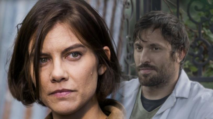 The Walking Dead: Maggie e Dante