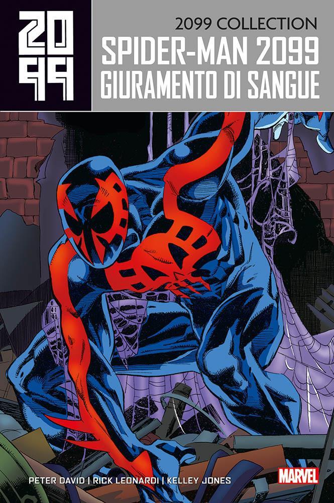 La copertina di Spider-Man 2099 Collection 1