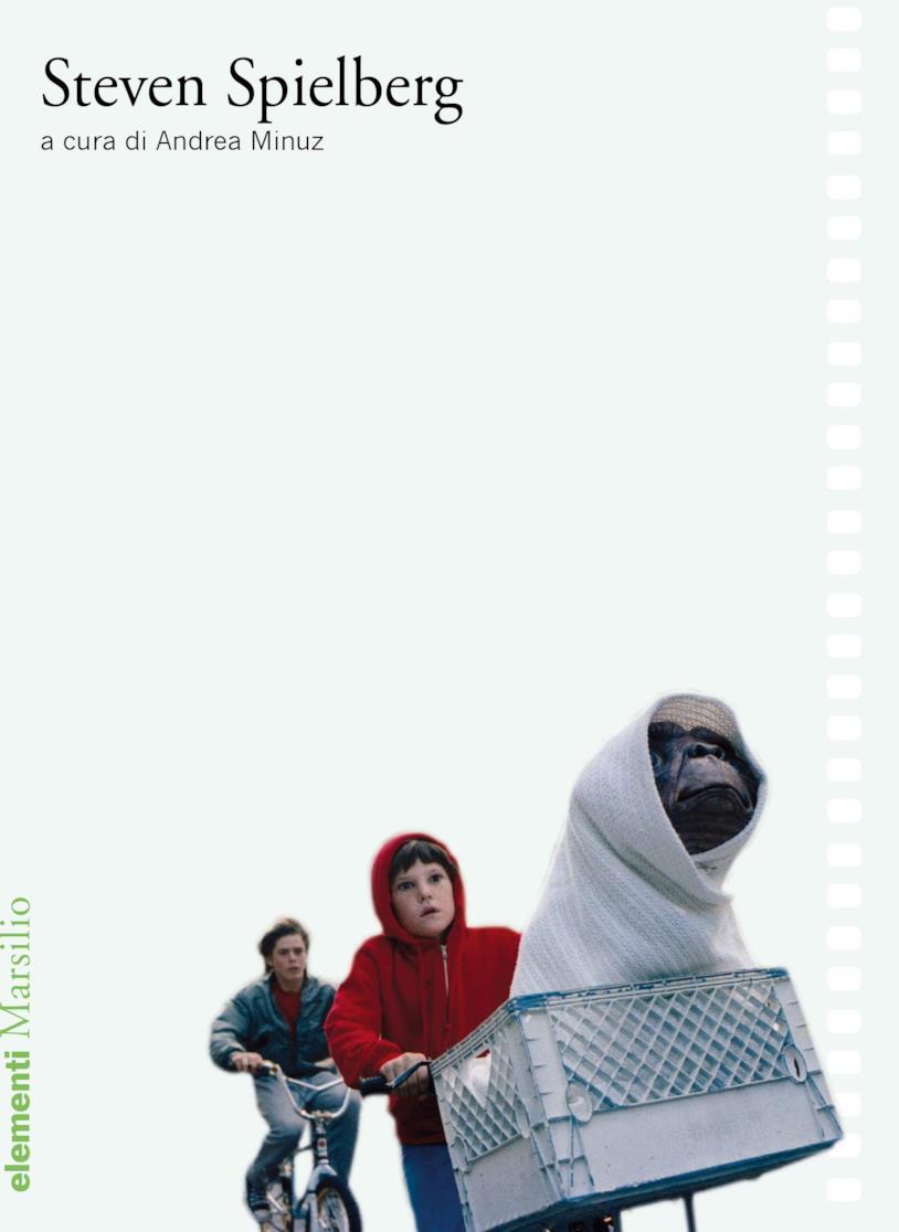 La copertina di Steven Spielberg