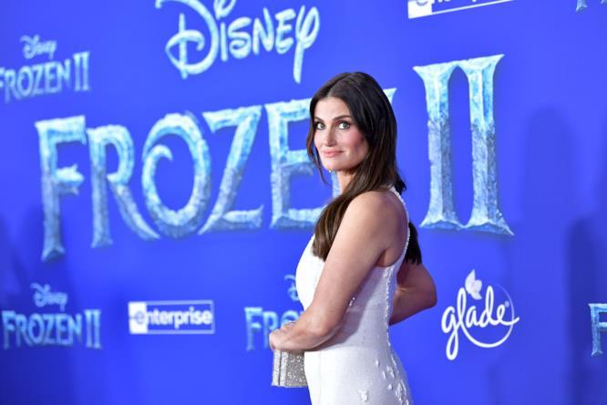 Idina Menzel è Elsa