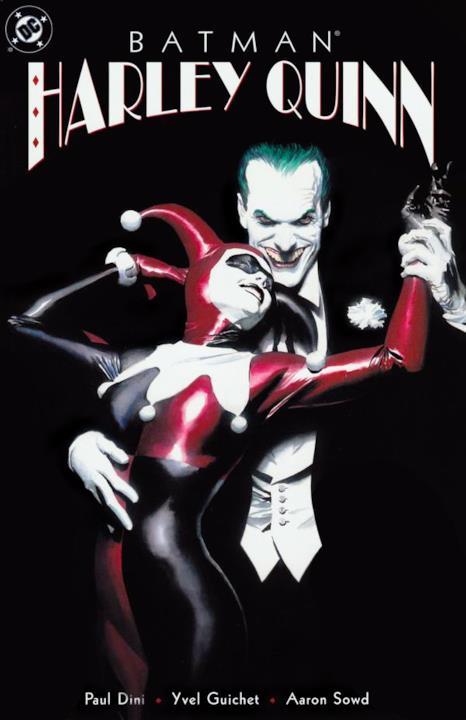 Joker e Harley Quinn in Mad Love, le origini di Harley