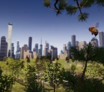 L'ape protagonista di Bee Simulator