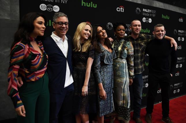 Tutto il cast della serie Quantico